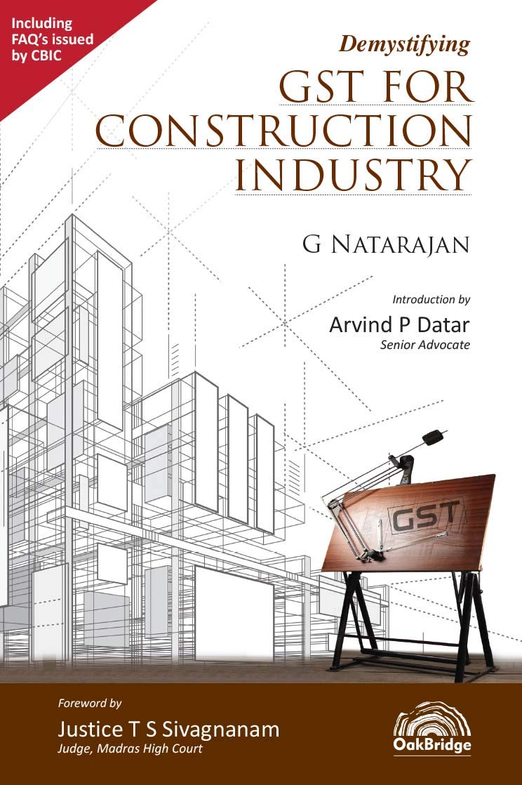 GST for the Construction Industry