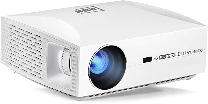 Proyector AUN F30 Full HD, Resolución 1920x1080P, 5500 ...