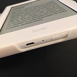 E-reader Kindle   E-reader con pantalla táctil