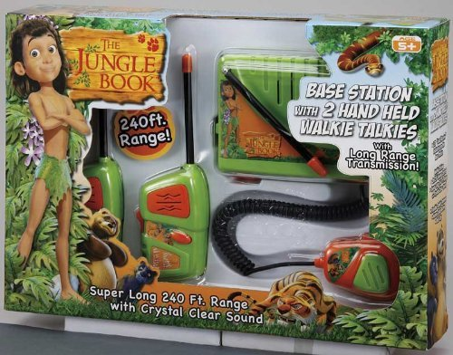 Jungle Book Base Station Set by Disney (Image #1)