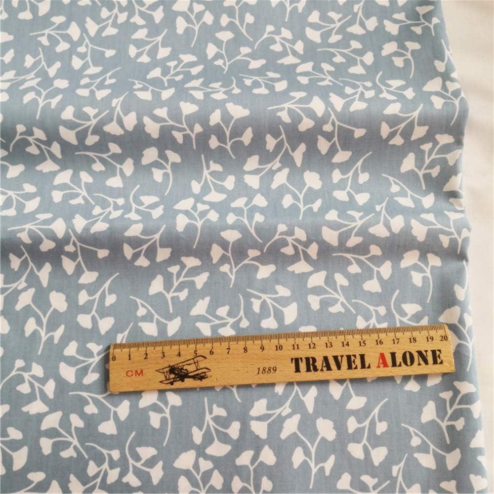 travaux manuels Lot de 7 paquets de tissus de matelassage jaunes 46 cm x 56 cm en coton imprim/é floral pour couture pour matelassage 45,7 x 55,9 cm