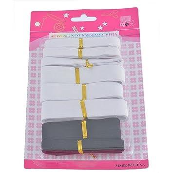 Souarts 1 Set Noir Blanc Elastique Couture  Amazon.fr  Cuisine   Maison d46904d85ddf