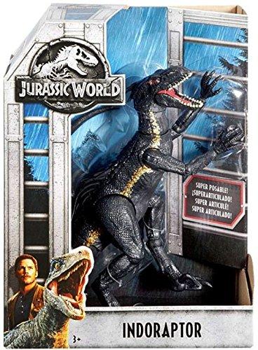 Jurassic World Grab /'n Growl Indoraptor Electronic Dinosaur Action Figure