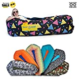 Chillbo Baggins 2.0 Best Inflatable Lounger Hammock Air Sofa and Pool Float Ships Fast! IDEAL SUMMER...