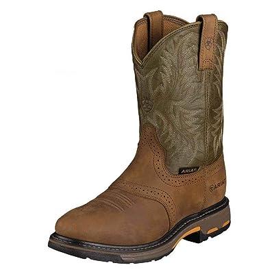 cc5c2bf722b Ariat Men s Workhog Pull-On Work Boot  8LIKu0507692  -  33.99