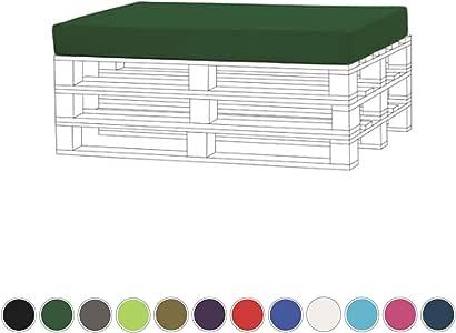 Resistente al agua espuma de asiento para palet muebles terraza ...