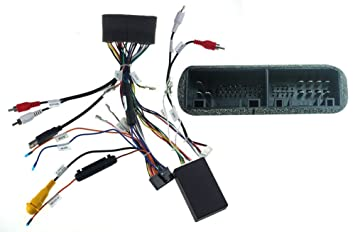 JOYING Harness Wiring Cable for Hyundai IX35 with Canbus In Dash