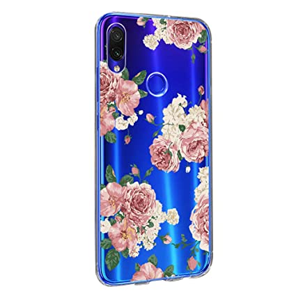 Amazon.com: Case for Xiaomi Redmi Note 7 Pro,Clear Cover ...