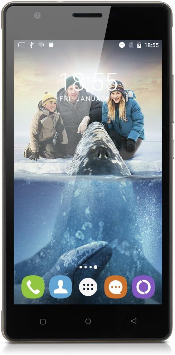 oukitel C4 5.0 Pulgadas 4 G Smartphone Android 6.0 Dual SIM mt6737 ...