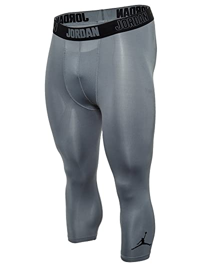 948b76794c16aa Jordan Aj All Season Compression Three-Quarter Training Tights Mens Style   724777-065