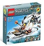 LEGO Agents Jet Pack Pursuit