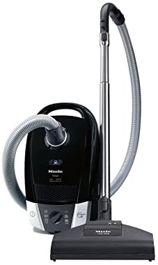 Miele S6270 Onyx Canister Vacuum