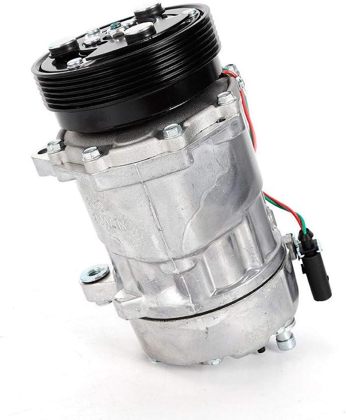 Yunrux 1j0820803 Klimakompressor Klimaanlage Innenraumheizung Motorkompressoren Auto Ersatz Klimaanlage Verdichter Kompressor Für Audi A3 Vw Golf Iv Ford Galaxy 1 9tdi Auto