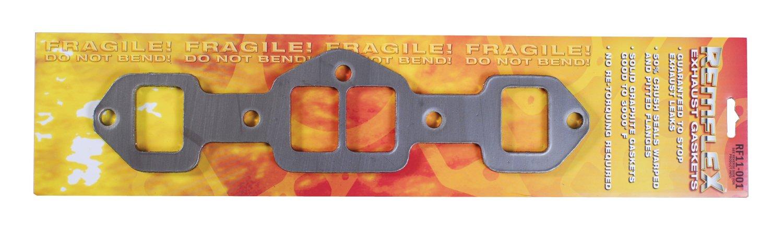 Remflex 11-001 Exhaust Gasket for Oldsmobile V8 Engine, (Set of 2)