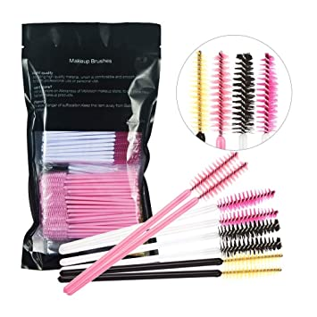 HCFKJ Pincel De Maquillaje Profesional 200PCS Make Up Brush ...