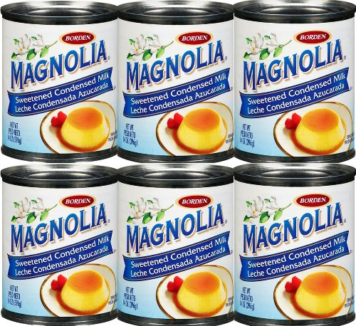 Amazon.com : Magnolia Sweetened Condensed Milk 14 oz - 6 Cans : Grocery Gourmet Food : Grocery & Gourmet Food