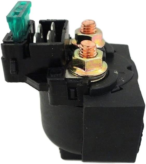 CRU Solenoid Starter Relay Compatible with Honda 79-85 CB 650 C SC Nighthawk 700 SC 84-86