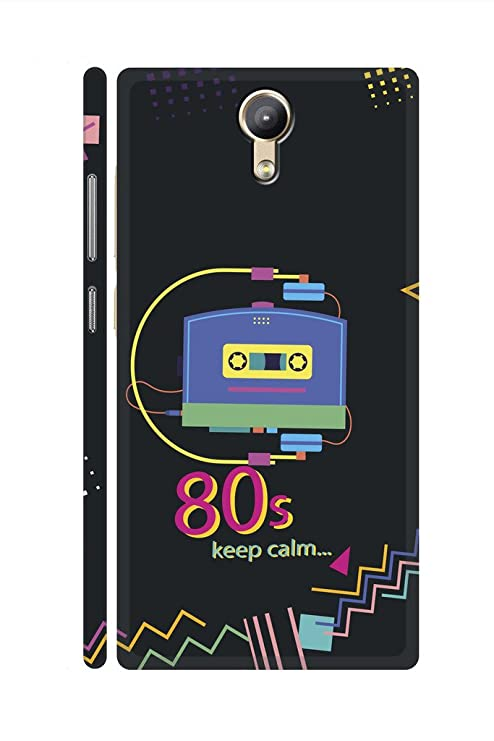 reputable site c8278 9ebee SRS 80S Tape 3D Back cover for Lenovo Phab 2: Amazon.in: Electronics