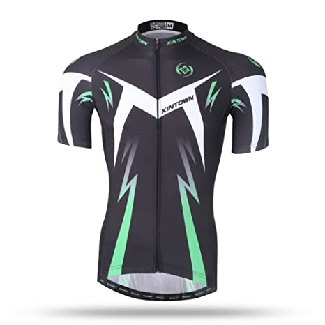 eac058084 Xintow Men s Short Sleeve Cycling Jerseys Bike Riding Jacket Shirt Outdoor  Sports Summer Ropa Ciclismo Clothing Suit A111
