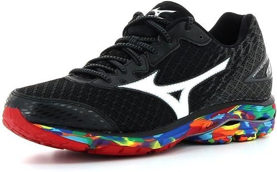 Wave Rider Osaka 19 – Zapatos para Hombre, Negro: Amazon.es: Deportes y aire libre