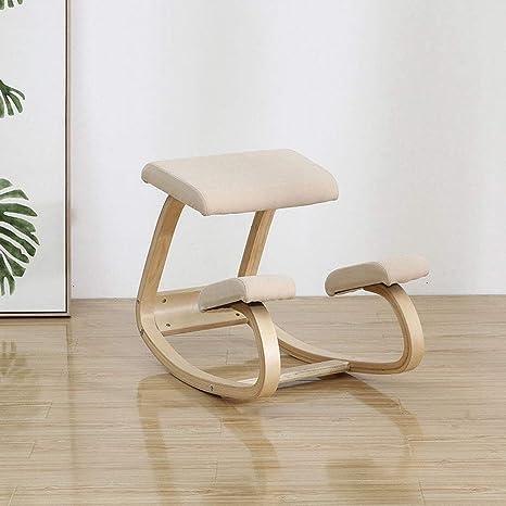 Awesome Lu Ergonomic Kneeling Chair Rocking Posture Correcting Frankydiablos Diy Chair Ideas Frankydiabloscom