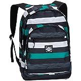 Unisex Branded Hot Tuna Summer Print Backpack Rucksack Bag H46 x W35 x D16 cm