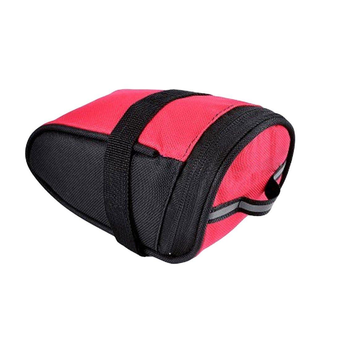 1ps Waterproof Bike Saddle Bag Back Seat Luwu-Store