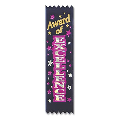 Beistle Award of Excellence Value Pack Ribbons: Toys & Games