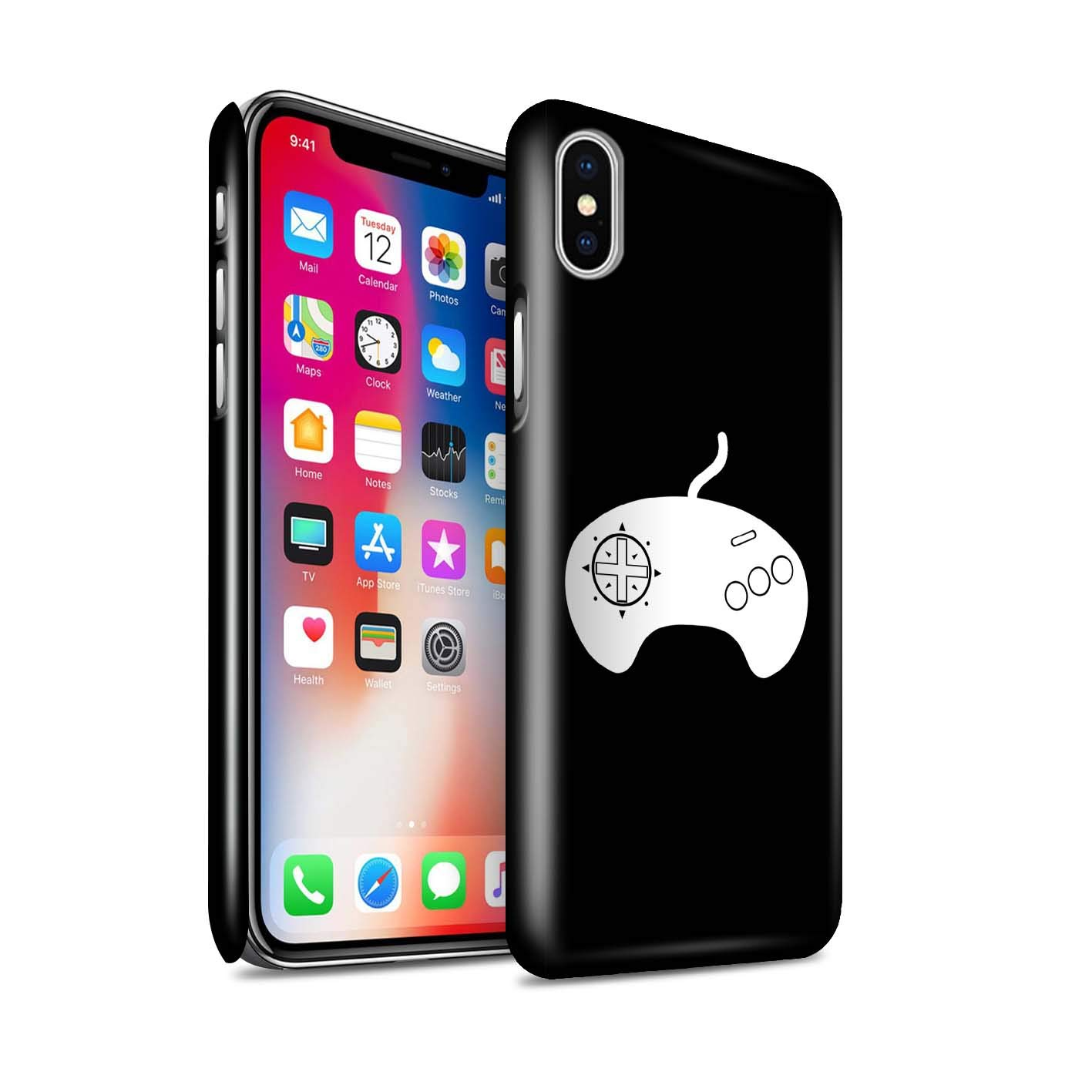 Amazon com: STUFF4 Gloss Hard Back Snap-On Phone Case for