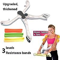 wonder arms,eBuy Équipement de fitness pour bras Equipement de fitness pour le corps supérieur Programme d'exercice à domicile -Résistance Bagues d'exercices et levrettes et bras de tonalité