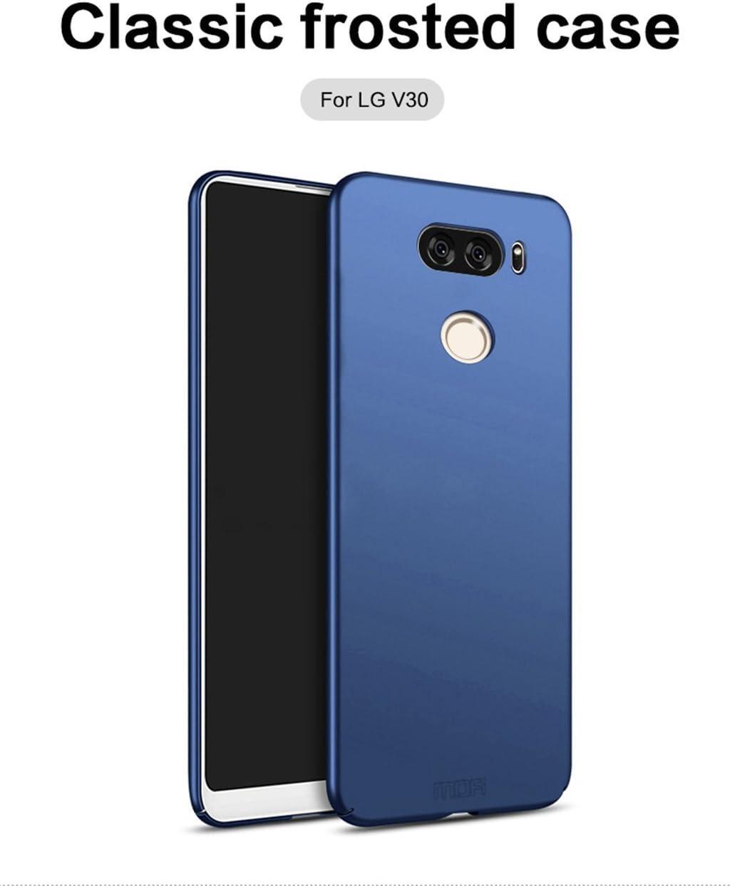 BCIT Funda LG V30 LG V30 Carcasa [Ultra-Delgado] [Ligera] Anti ...