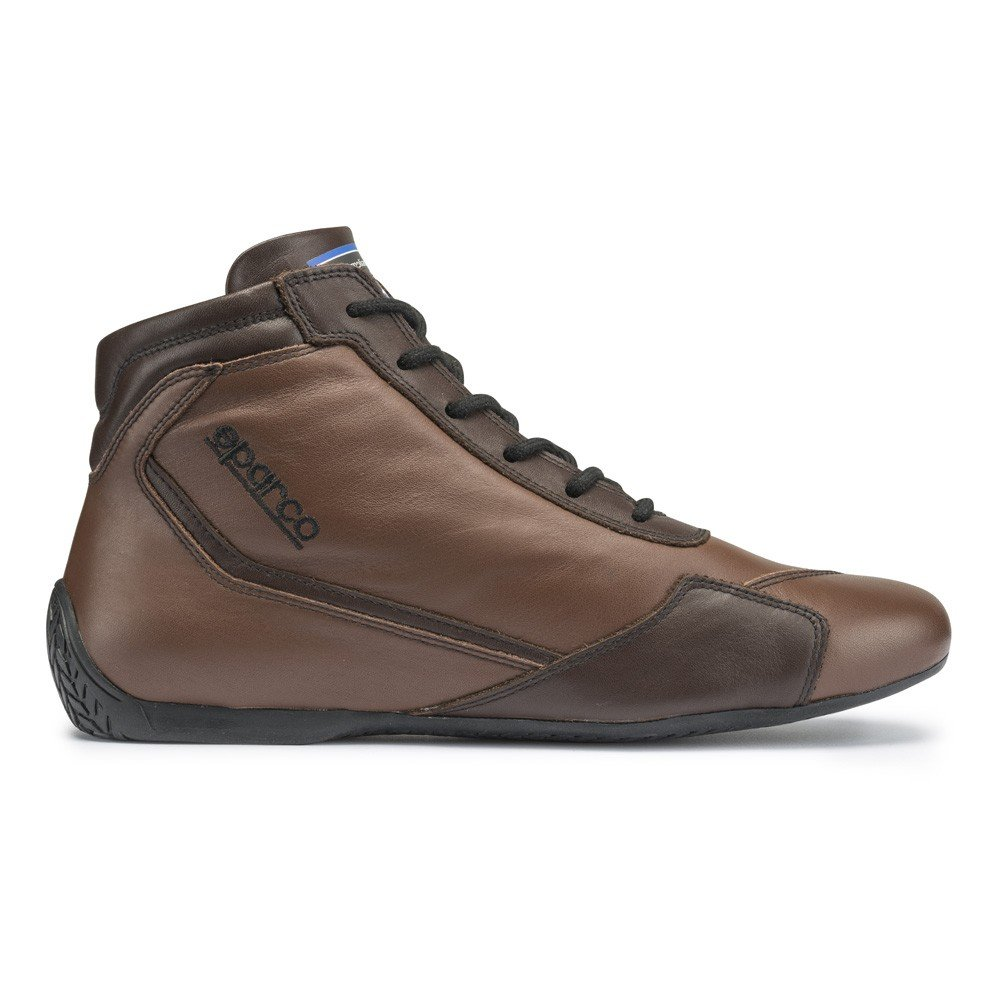 Sparco 00123945MA Zapatillas para Racing, Marró n, 45 Marrón S00123945MA