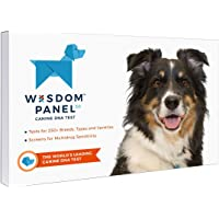 Wisdom Panel 3.0 Breed Identification DNA Test Kit | Canine Genetic Ancestry Test Kit for Dogs