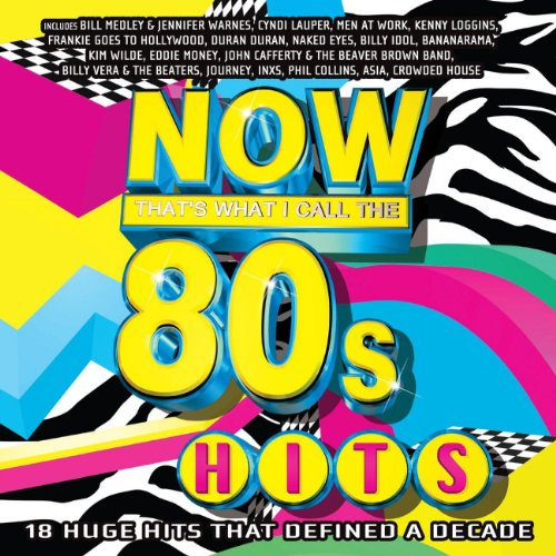 Digital Music Spotlight: Hits of the 80s