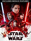 Kyпить Star Wars: The Last Jedi (With Bonus Content) на Amazon.com