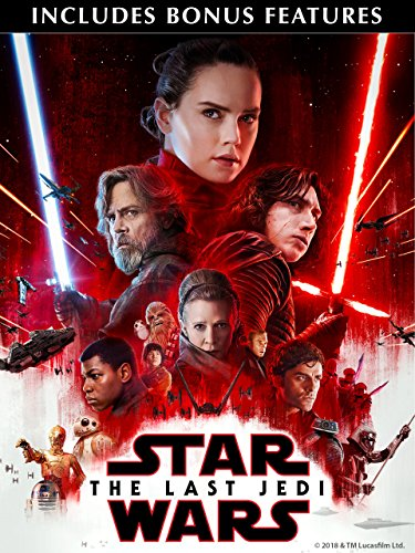Star Wars: The Last Jedi (With Bonus -