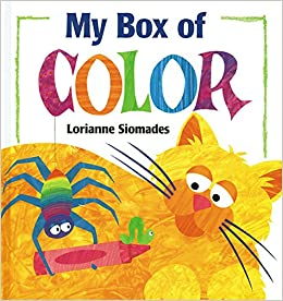 My Box of Color: Lorianne Siomades: 9781563977114: Amazon.com: Books