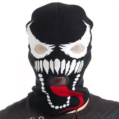 Marvel Comics Venom Face Ski Mask Beanie