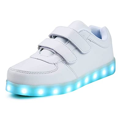 Bunte Junge SAGUARO® Schuhe Mädchen Sneakers Kinder