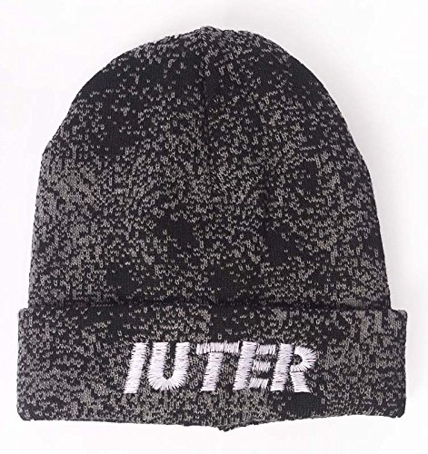 Iuter Bonnet Apple Dark Grey