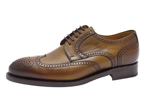Berwick - Zapatos de Cordones para Hombre  Amazon.es  Zapatos y complementos 482a67bf481