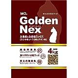 GoldenNexキャットドライフード お魚味とお肉味ミックス 4kg