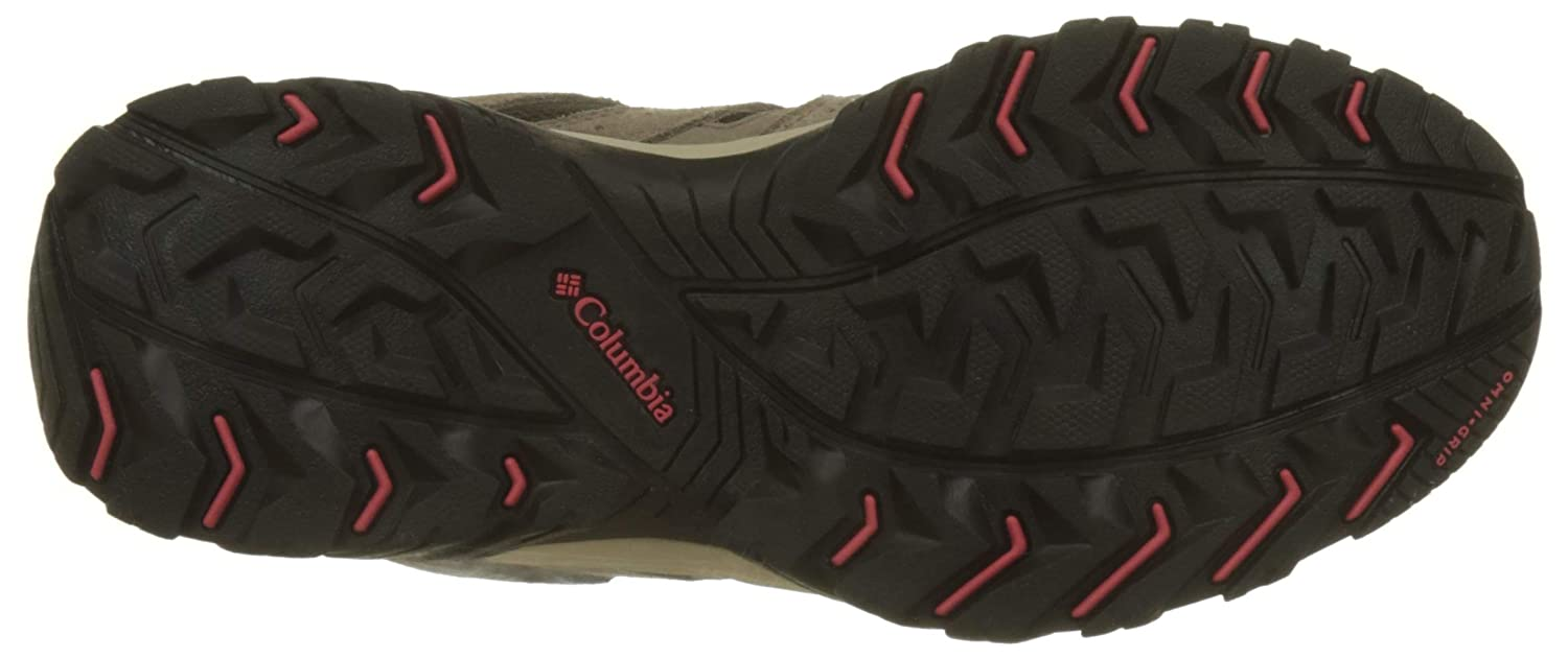 Columbia Canyon Point Mid Waterproof, Zapatos de High Rise Senderismo para Mujer: Amazon.es: Zapatos y complementos