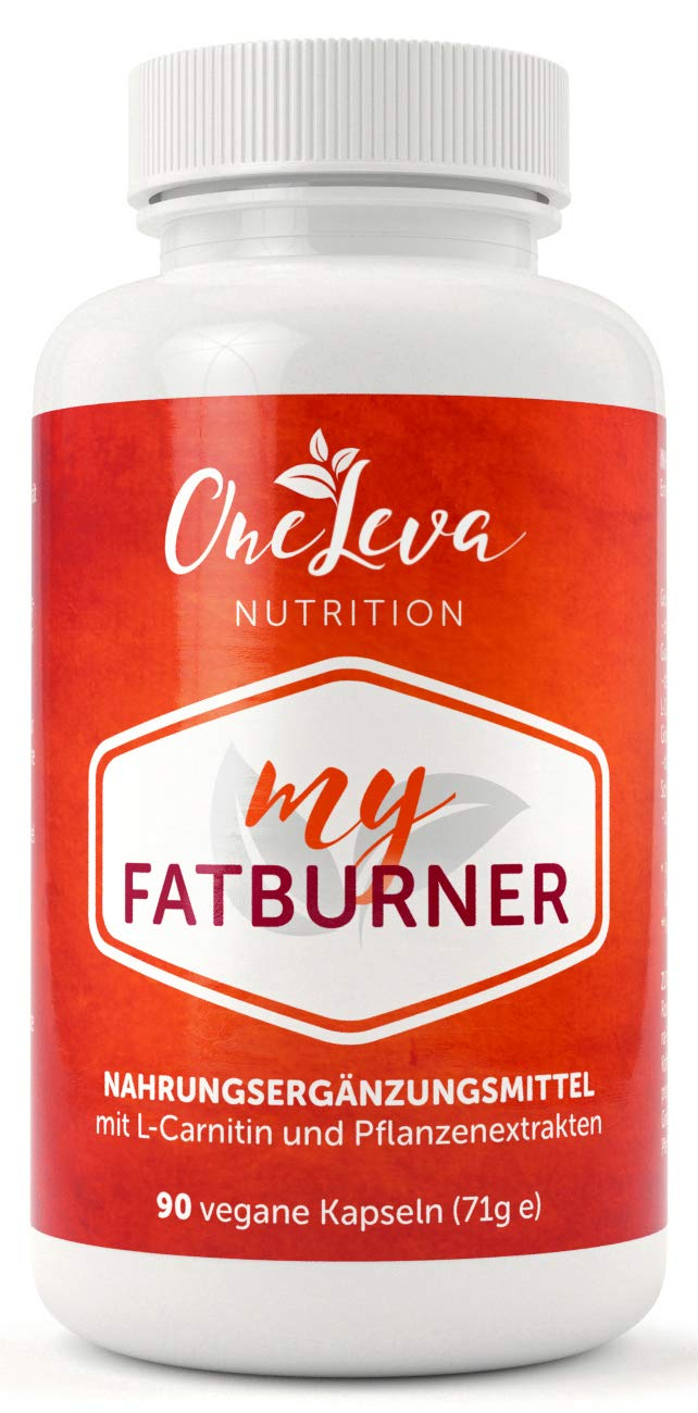 My Fatburner 90 Kapseln L Carnitin Diät Kapseln Appetitzügler