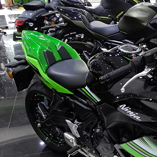 JFG RACING moto posteriore Coprisella passeggero sellino carenatura Tail copertura per Kawasaki Ninja 250R ZX250R EX250/2008/ /2012