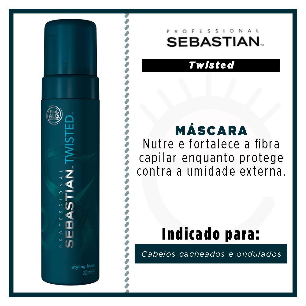 Sebastian Twisted Styling, Cuidado del pelo y del cuero ...