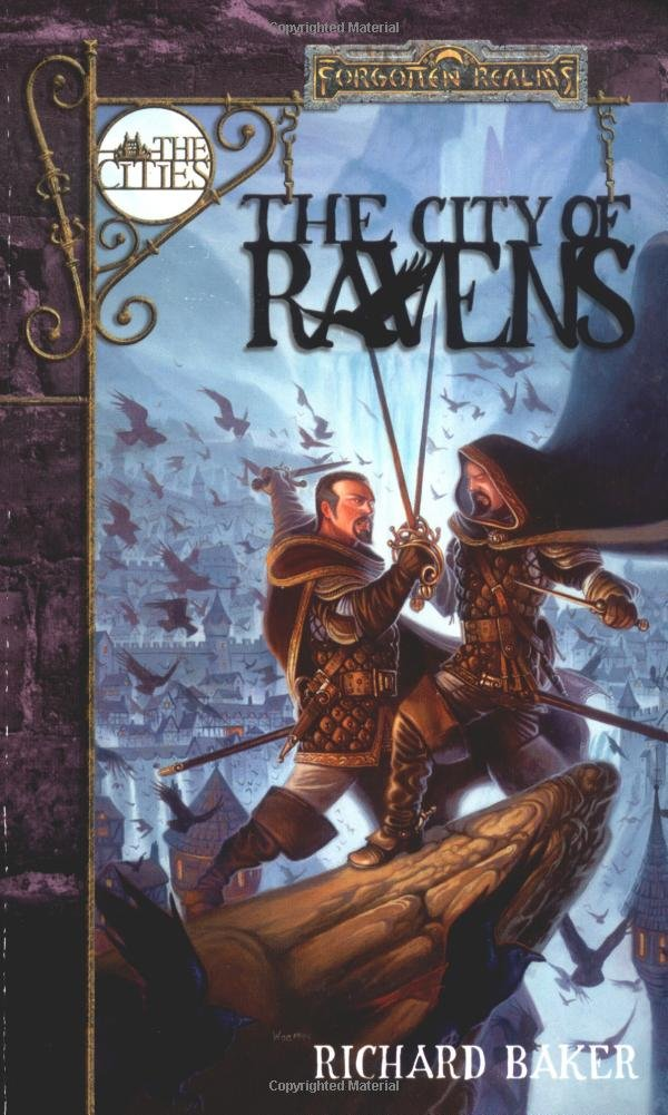 Download City of Ravens (Forgotten Realms:  The Cities series) pdf epub