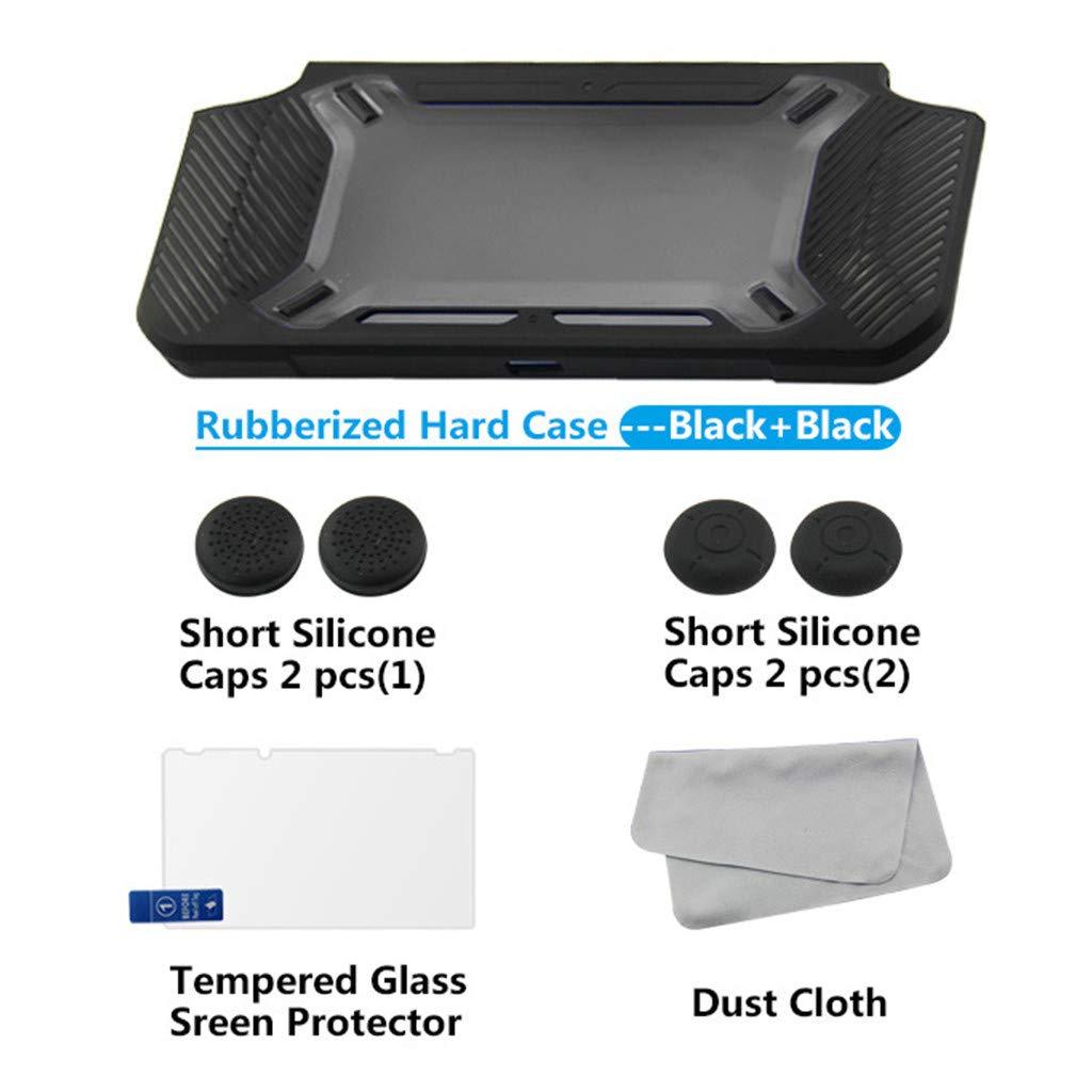 Beisoug Interruptor Superior Protección de Goma del Host Cáscara Dura Película Moderada Protección de Tapa de Silicona: Amazon.es: Hogar