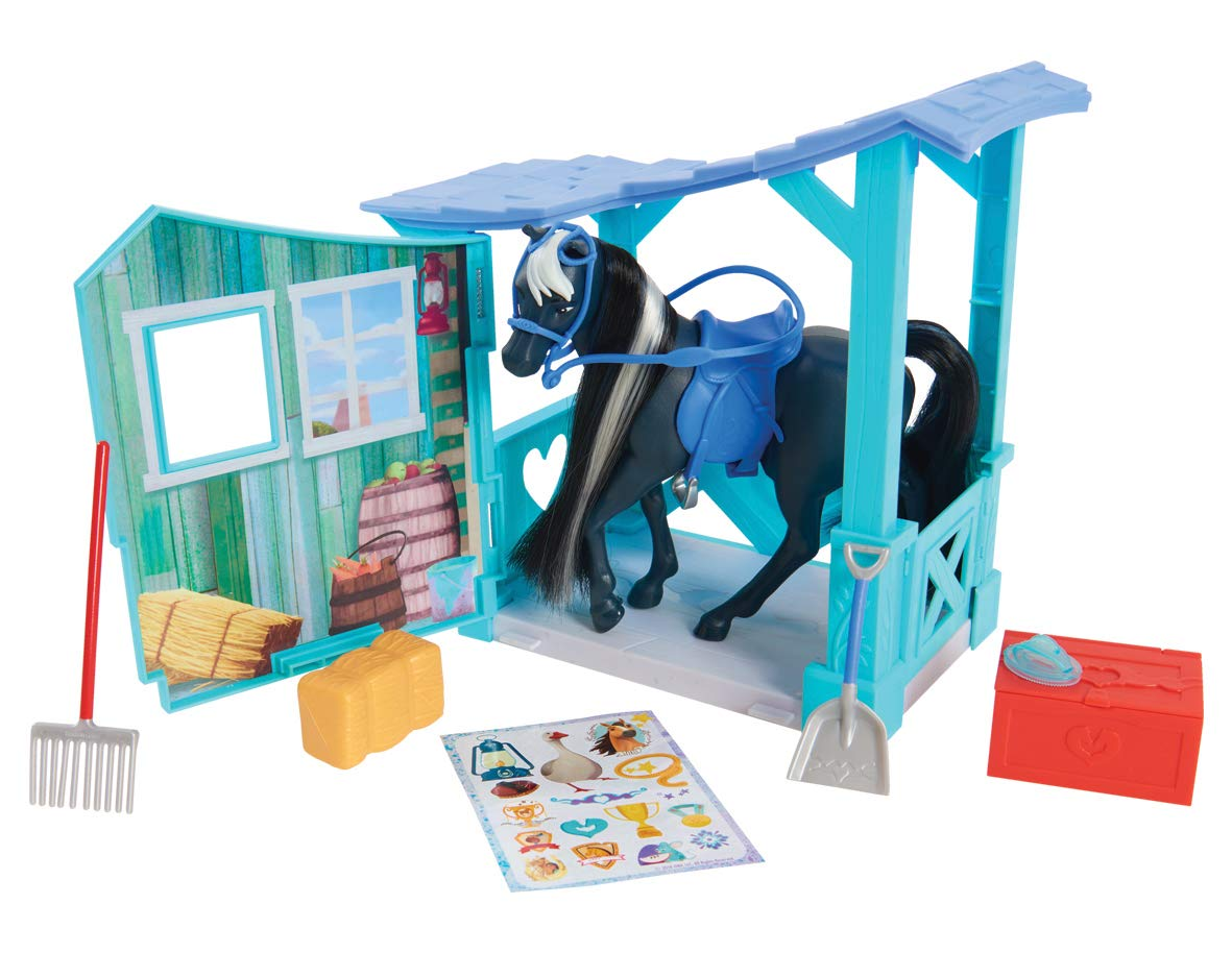 Spirit Riding Free Horse Stable & Accessory Set by DreamWorks Spirit Riding Free