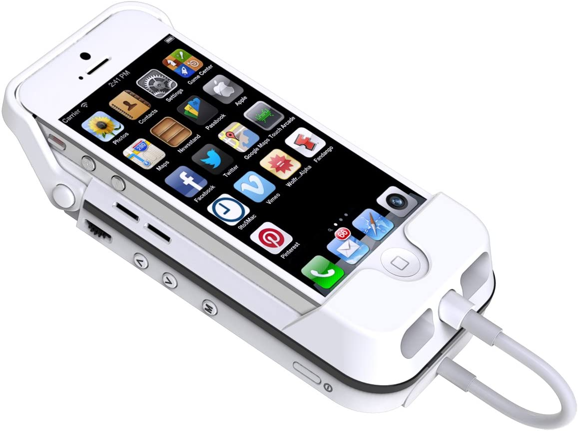 Aiptek 430043 - Mini proyector para Apple iPhone 5 y iPhone 5s ...